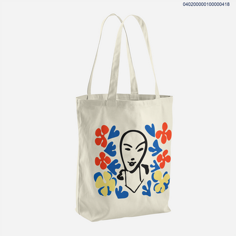 Am I beautiful - Tote Bag - Kim Concept | Show your Passion