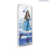 BLUE IS THE WARMEST COLOR - iPhone X - Kim Concept | Show your Passion