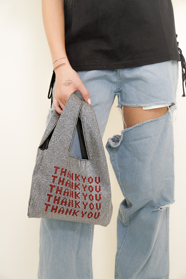 """Thank you"" Grocery Bag"