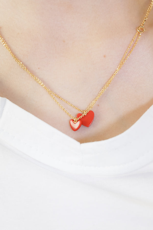My Minimal Heart Necklace
