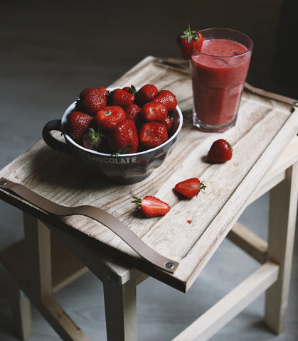 healthy and tasty smoothie