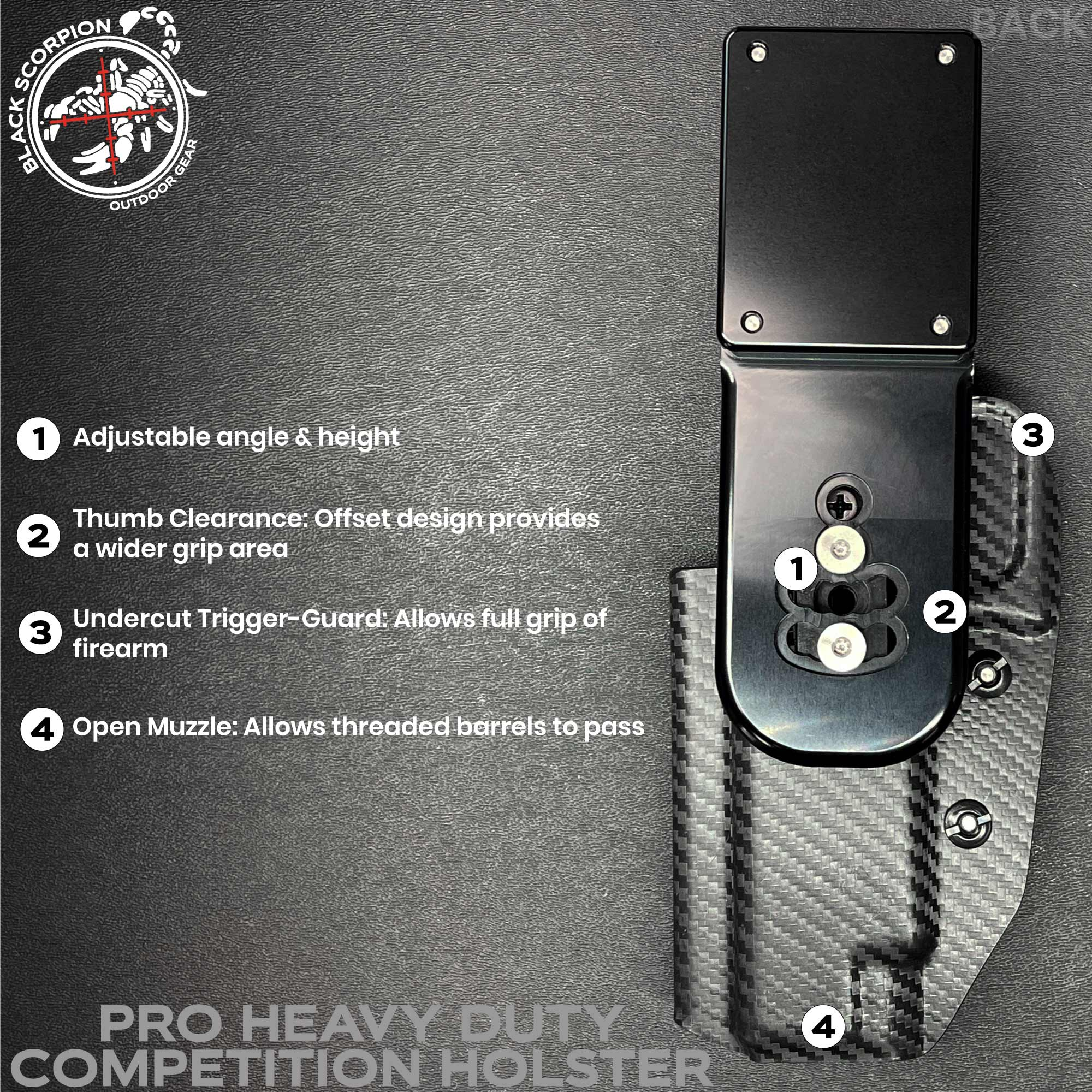 Pro-HD-Competition-Holster-Diagram-2