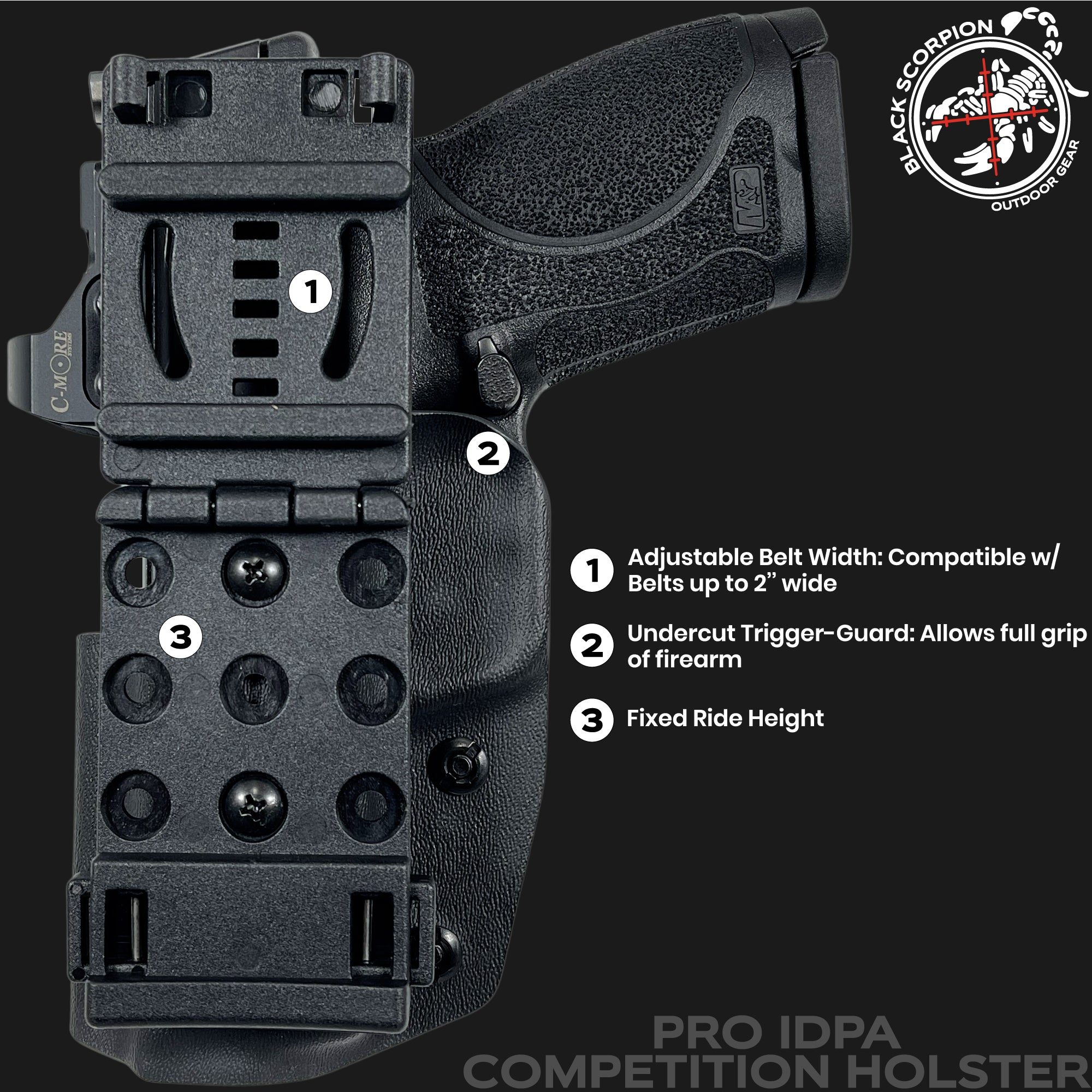 black-scorpion-outdoor-gear-pro-idpa_holster-diagram