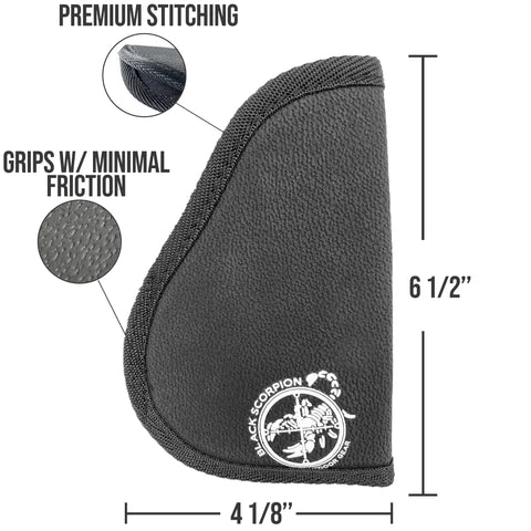 Body Grip Holster WH2