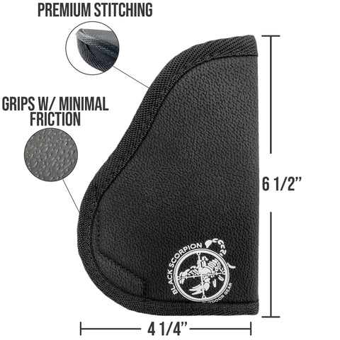 Body Grip Holster WH3
