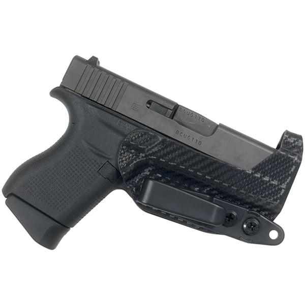 Glock 42, 43, 43X Trigger Guard Tuckable Holster