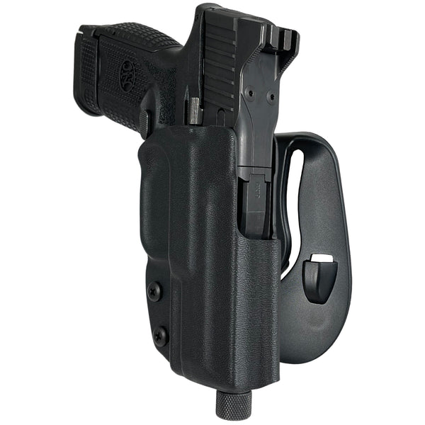 FNH 509 Compact/Midsize OWB Kydex Paddle Holster