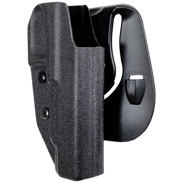 2011 5'' w/ Full Dust Cover OWB Kydex Paddle Holster
