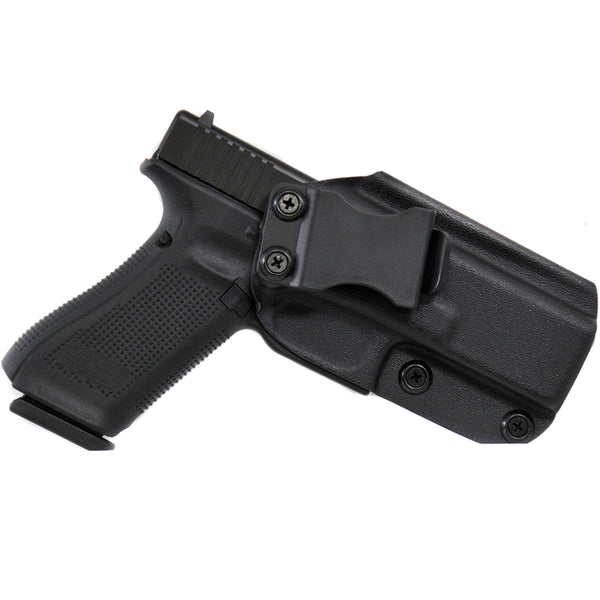 Glock 19, 23, 32 IWB Kydex Holster & Mag Pouch Combo