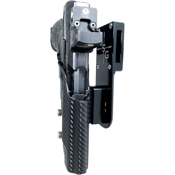 Walther Q5 Match Polyframe Pro Heavy Duty Competition Holster