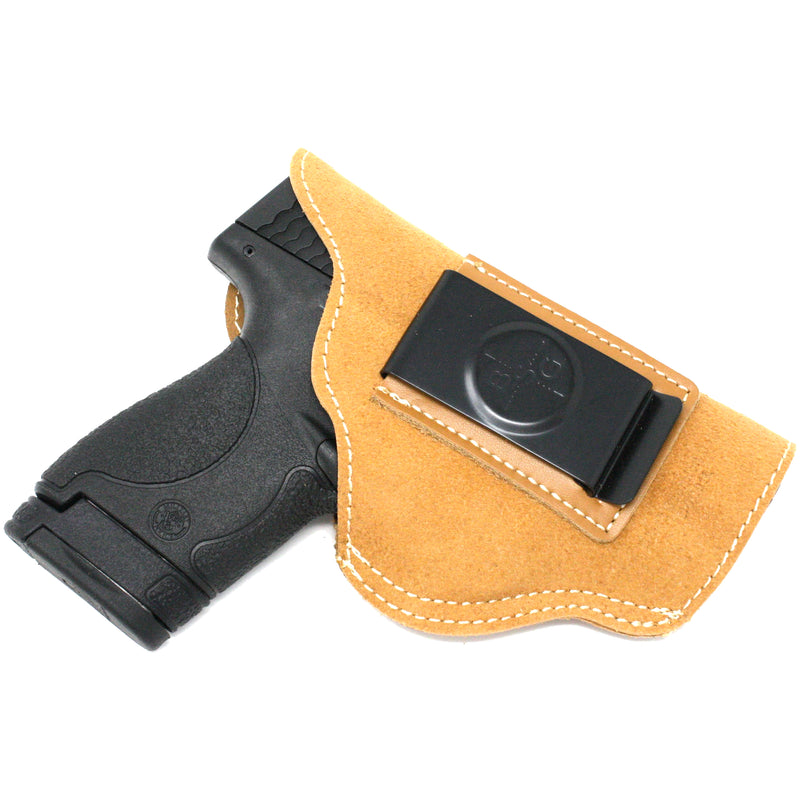 Suede Leather IWB Holster 6 3/8'' x 4''