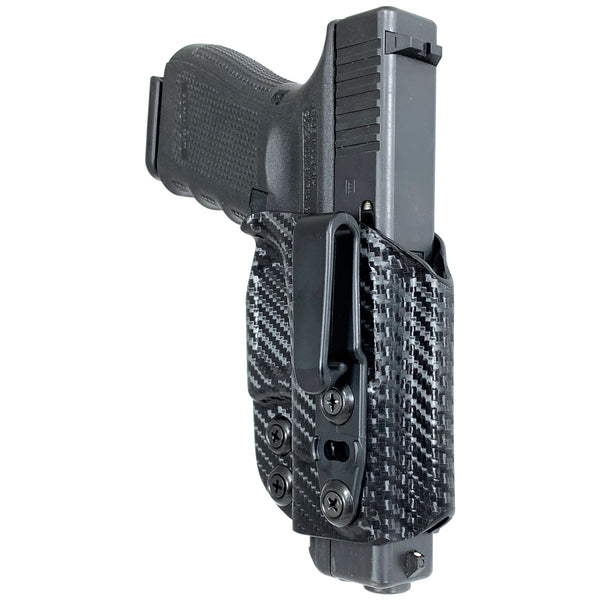 Glock 17 19 22 23 26 27 31 32 33 44 45 IWB Kydex Tuckable Holster