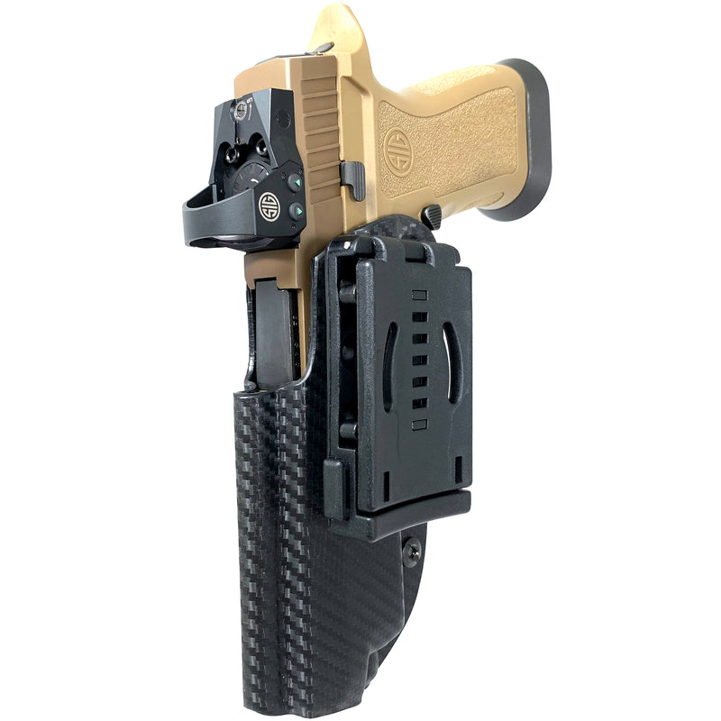 Sig Sauer P320 X5, X5 Legion Pro IDPA Competition Holster