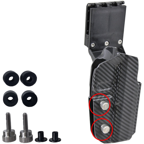 Pro Competition Holster Hardware Replacement Kit
