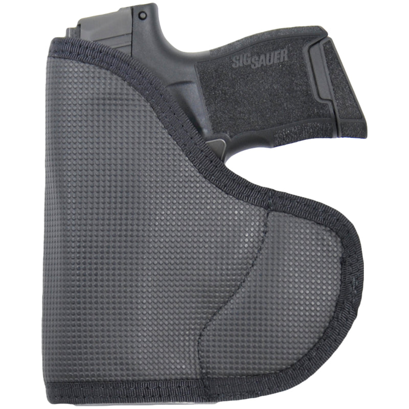 Black Scorpion Gear IWB and Pocket Holster | Fits Glock 26,27; HK P2000; Kel-Tec P11; Sig Sauer P365; Smith and Wesson MP 9/40 Compact, MP Shield; Springfield EMP; Taurus 709 Slim; Walther PPS, PK380