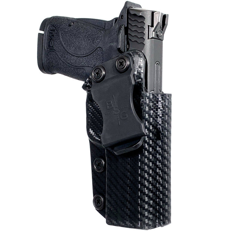 Smith & Wesson M&P 380 Shield EZ IWB Kydex Holster - Low Profile