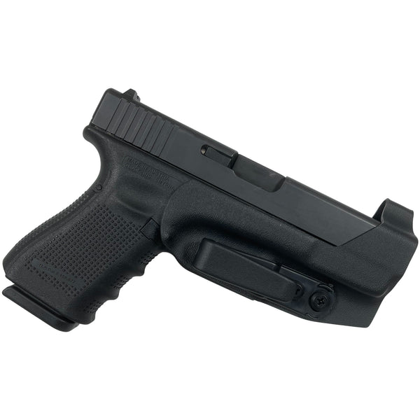 Glock 19, 19X, 23, 32 Trigger Guard Tuckable Holster