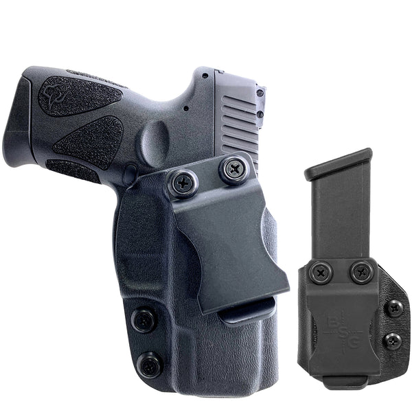 Taurus G2C IWB Kydex Holster & Mag Pouch Combo