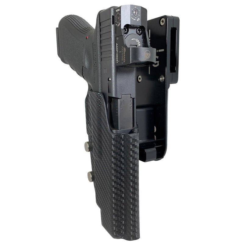 Glock 34, 35 Pro Heavy Duty Competition Holster