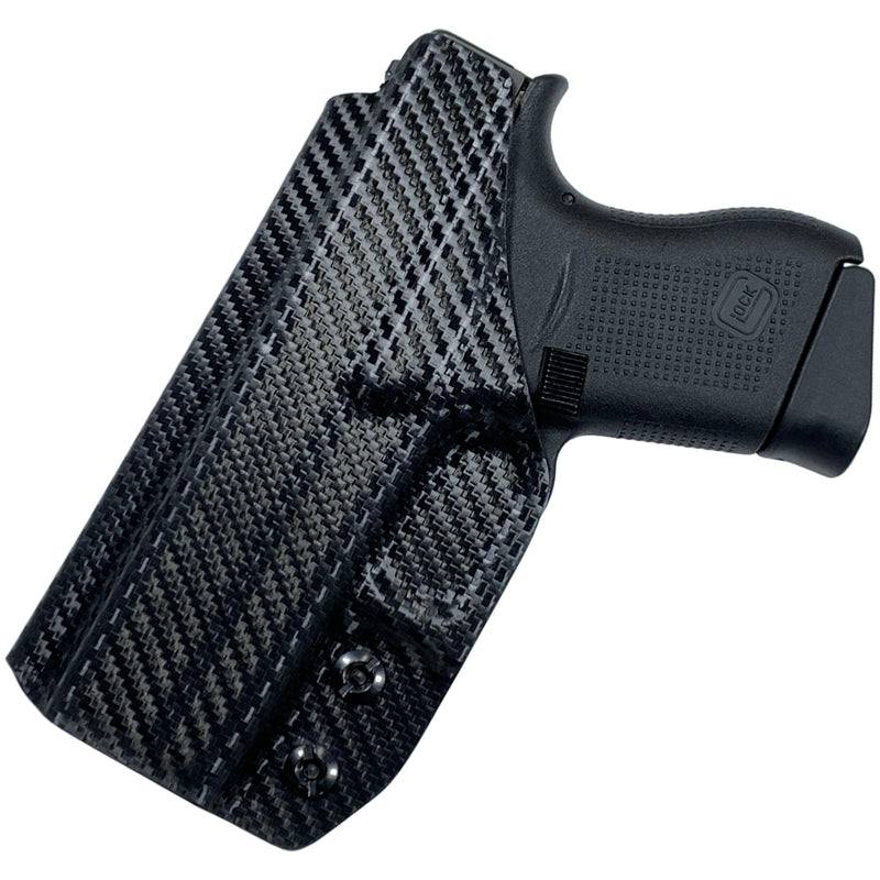 Glock 42, 43, 43X IWB Full Profile Holster