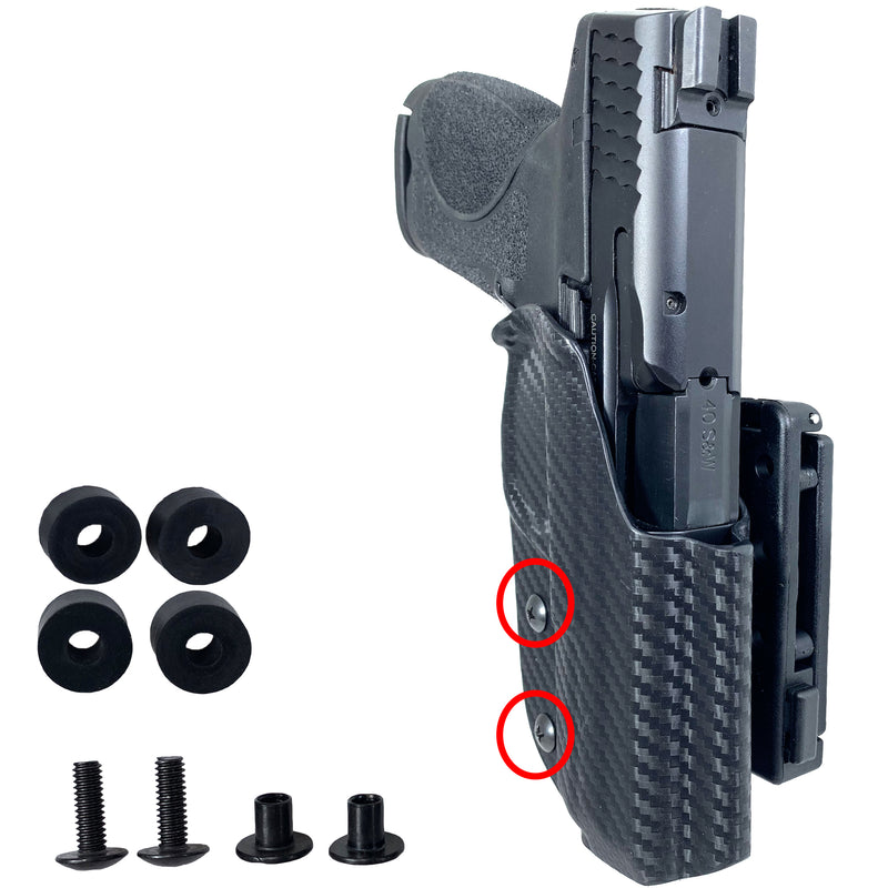 Pro IDPA Competition Holster Hardware Replacement Kit
