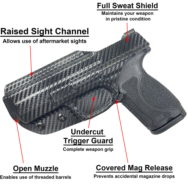 Sig Sauer P365 XL IWB Kydex Holster & Mag Pouch Combo