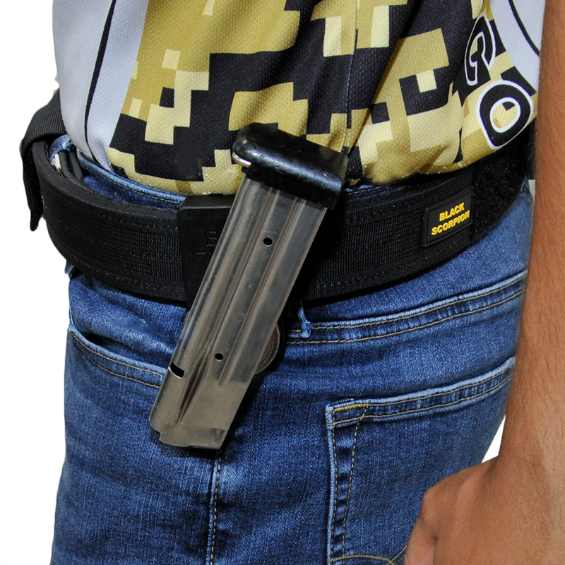 Universal Magnetic Magazine Carrier