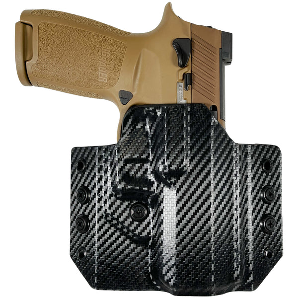 Sig Sauer P320 Compact OWB Kydex Holster