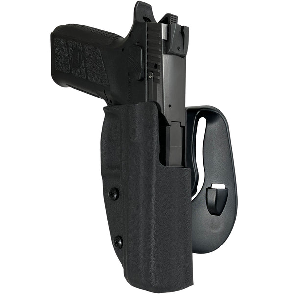 CZ P-09 OWB Kydex Paddle Holster