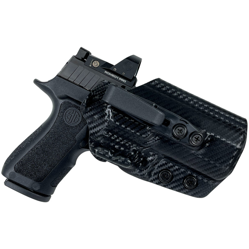 Sig Sauer P320 Compact IWB Belt Wing Tuckable Holster