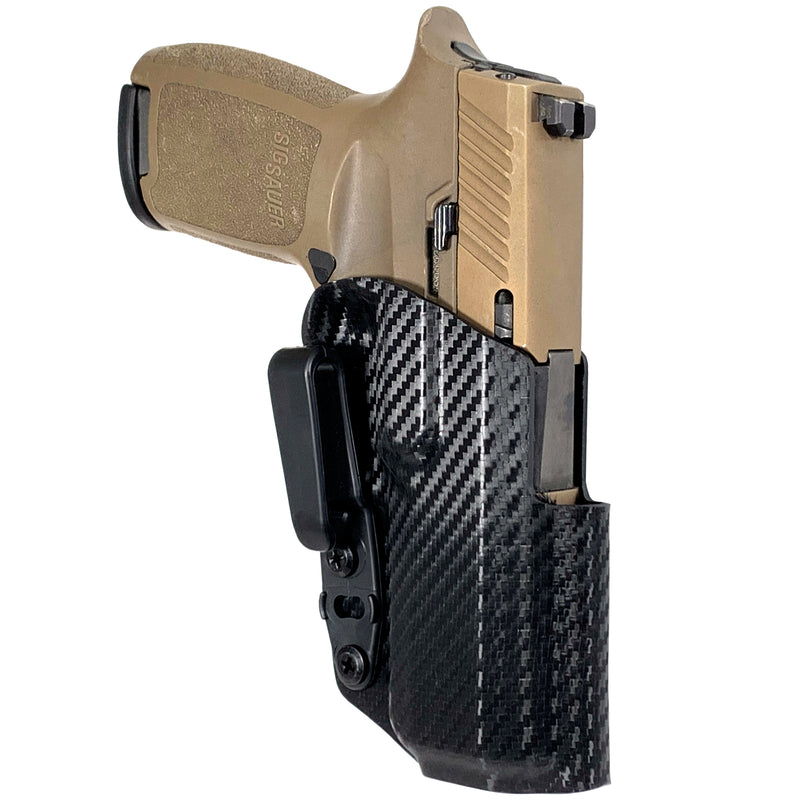 Sig Sauer P320 Compact IWB Kydex Tuckable Holster