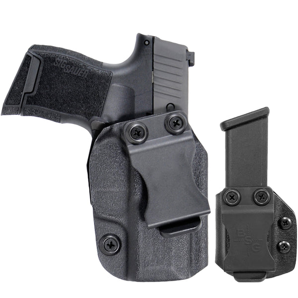 Sig Sauer P365 IWB Kydex Holster & Mag Pouch Combo