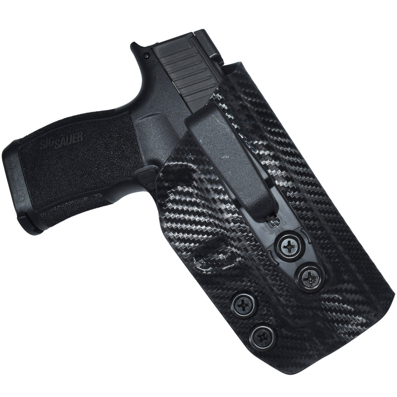 Sig Sauer P365 XL IWB Kydex Full Profile Tuckable Holster