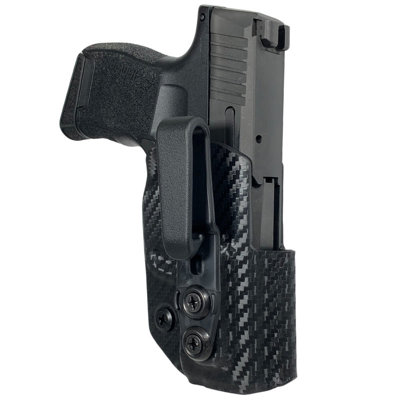 Sig Sauer P365 IWB Kydex Tuckable Holster