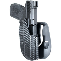 Smith & Wesson M&P9 M&P40 4.25'' OWB Kydex Paddle Holster