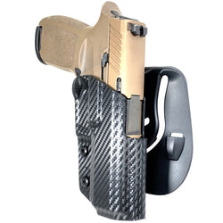 Sig Sauer P320 Compact OWB Kydex Paddle Holster