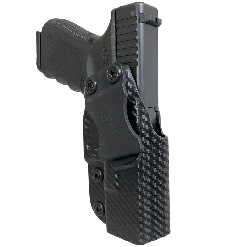 Glock 26, 27, 33 IWB Kydex Holster - Low Profile
