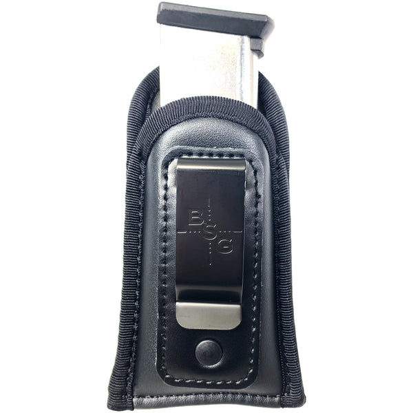 2 Pcs IWB Mag Pouches fits Single Stack Mags