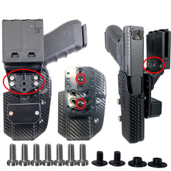 Pro Competition Belt Attachment Hardware Kit