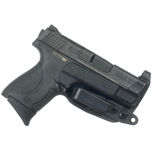 Smith & Wesson M&P9 M&P40 Shield Trigger Guard Tuckable Holster