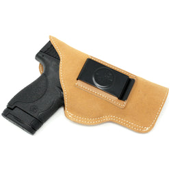 Suede Leather IWB Holster 6'' x 3 7/8''