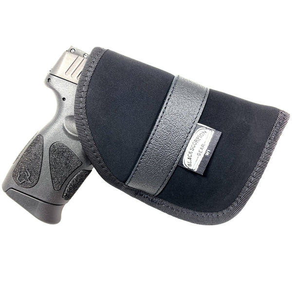 Ambidextrous Pocket Holster 4'' x 6''