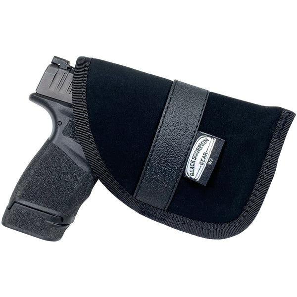 Ambidextrous Pocket Holster 4'' x 5 3/4''