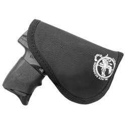 Body Grip Holster fits Small 9mm with Light/Laser Up to 3.3''