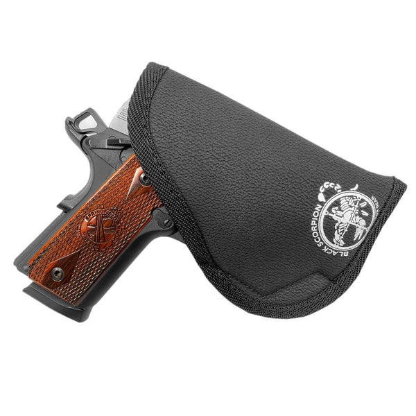 Body Grip Holster Small 9mm w/o Light/Laser Up to 3.3''