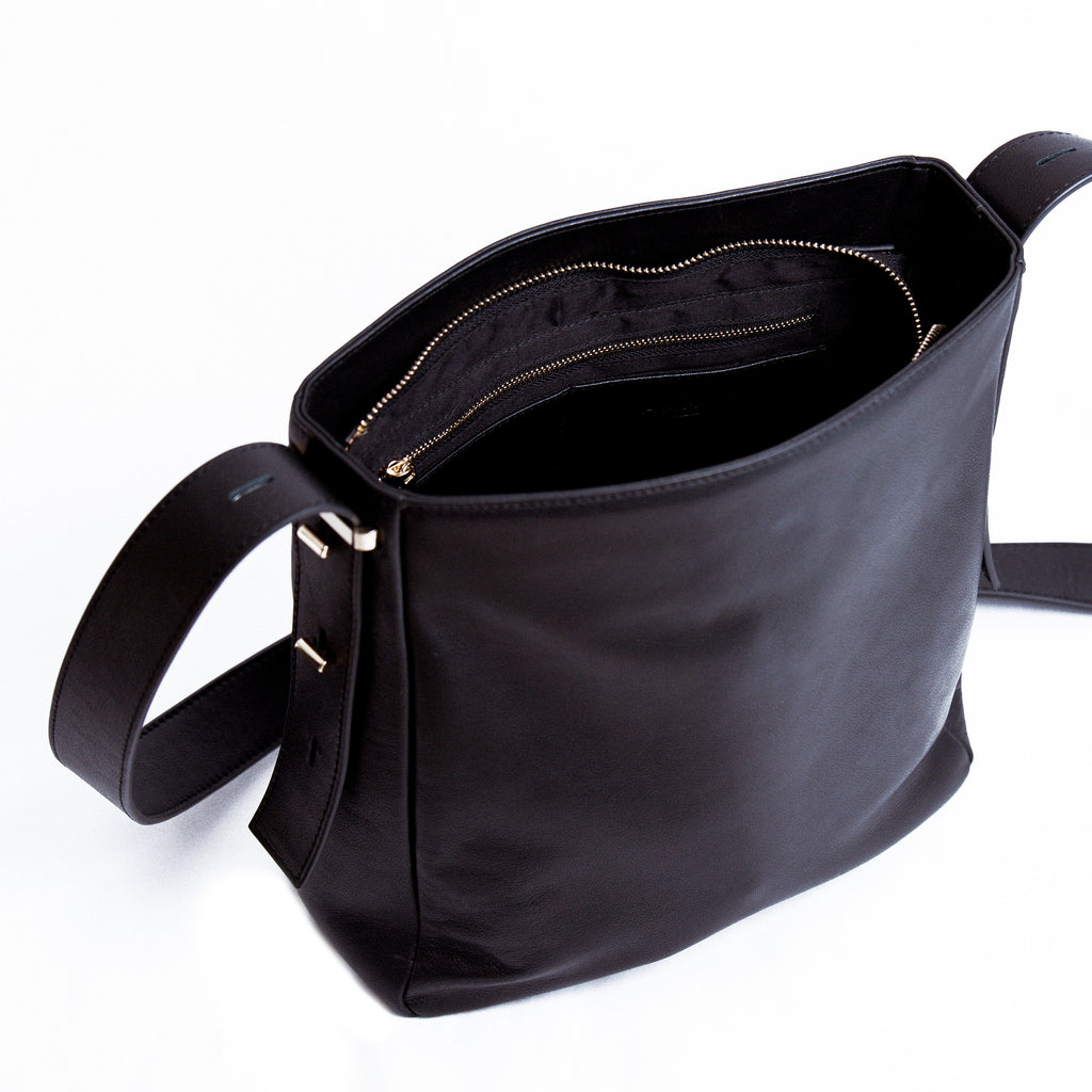 Genuine Leather Handbag Sling Bag