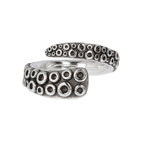ACQUA contrarie octopus ring  - WSOX00390