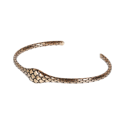 ARIA TEXURED  CUFF BANGLE - WSOX00339