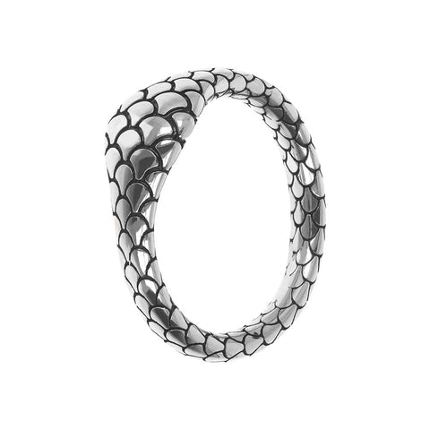 ARIA TEXURED FANCY   BAND RING  - WSOX00338