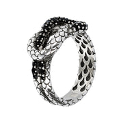 Double Weave Ring